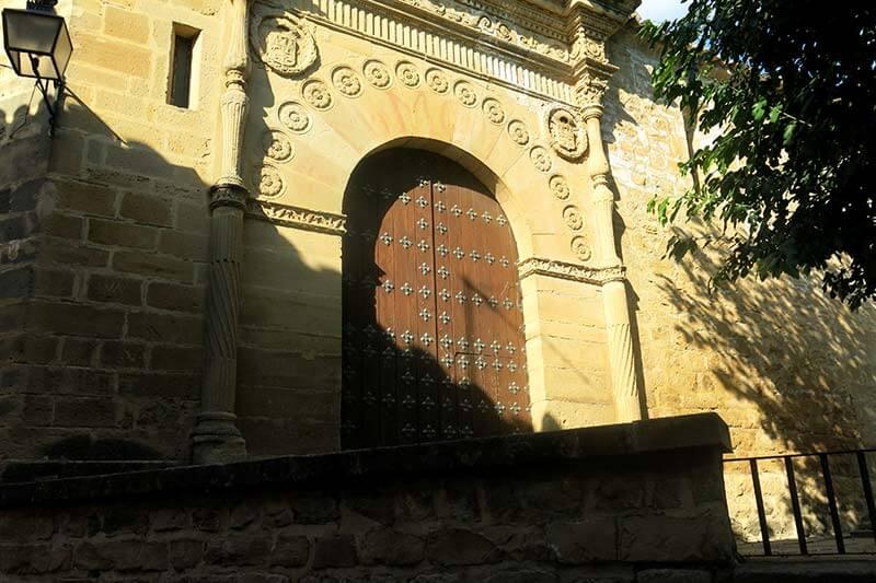 Ubeda Iglesia de Santo Domingo