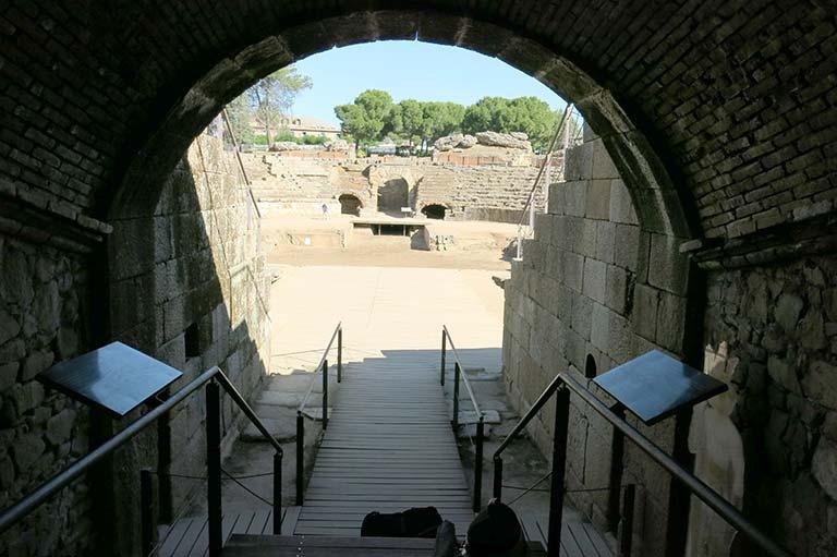 Merida Anfiteatro