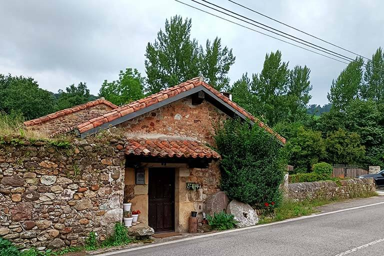 Molino de la Casa del Ángel, Lierganes, Cantabria