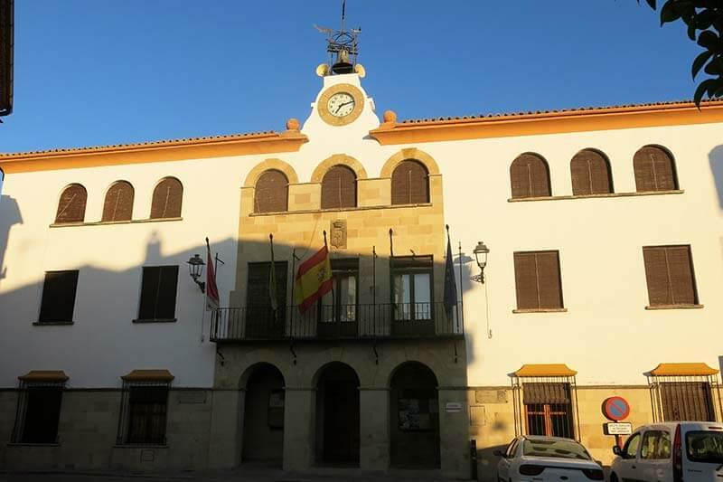 Sabiote Ayuntamiento