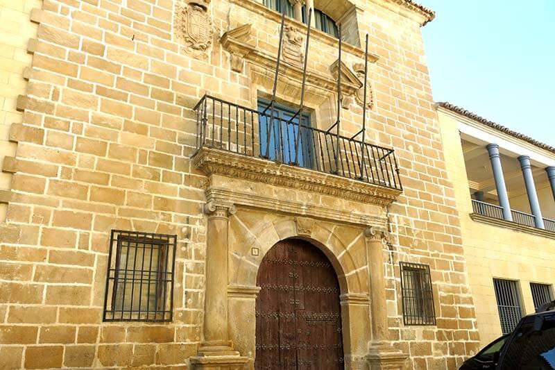 Ubeda Palacio Marqués del Contadero