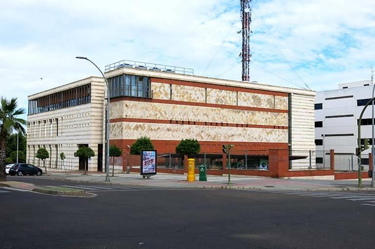 Merida Edificio Telefonica