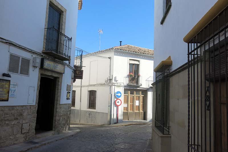 Sabiote Puerta de la Villa