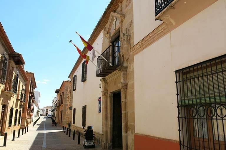 Villanueva de los Infantes Calle Juan Carlos I