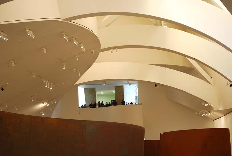 Museo Guggenheim Bilbao (Foto P.B.)