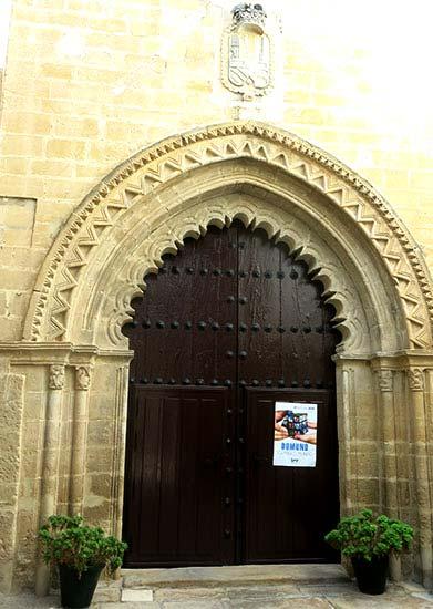 Ubeda Real Monasterio de Santa Clara