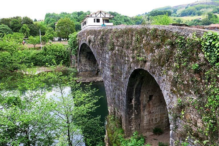 Bera Navarra Puente de San Miguel