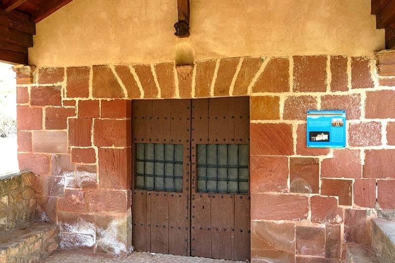 Tramacastilla Ermita de snata Maria Magdalena