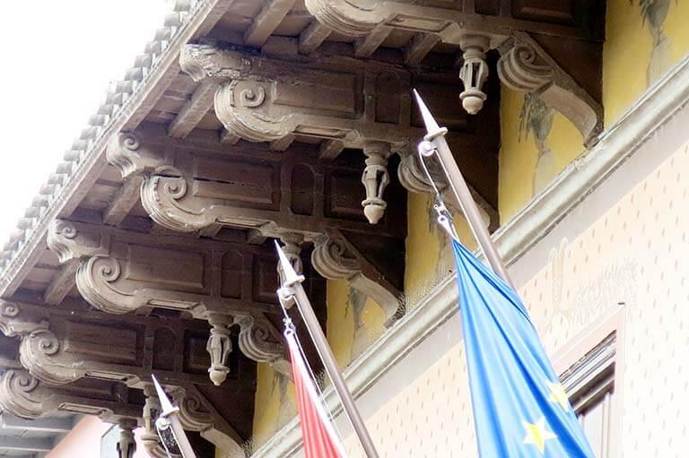 Sanguesa, Casa Consistorial