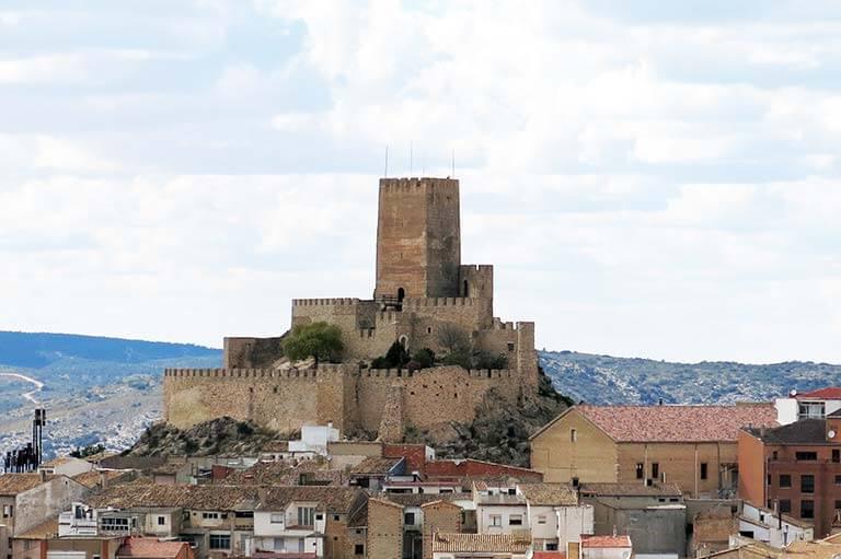 Castell de Banyeres de Mariola