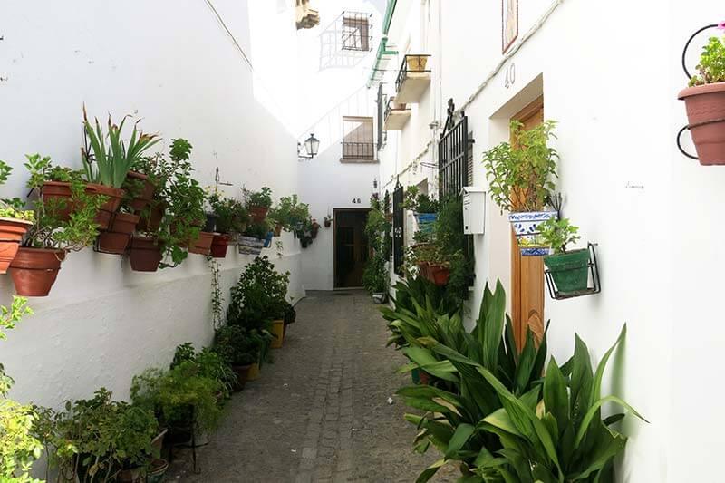 Priego de Cordoba Barrio de la Villa