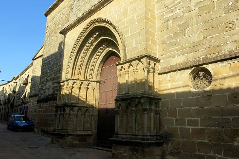 Ubeda Iglesia de San Pablo