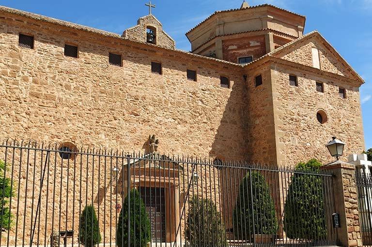 Villanueva de los Infantes Iglesia del Corpus Christi