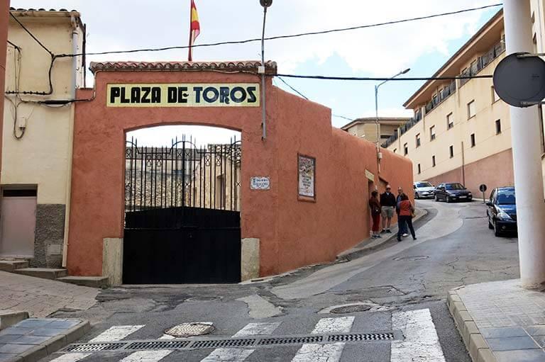 Bocairent Plaza de toros