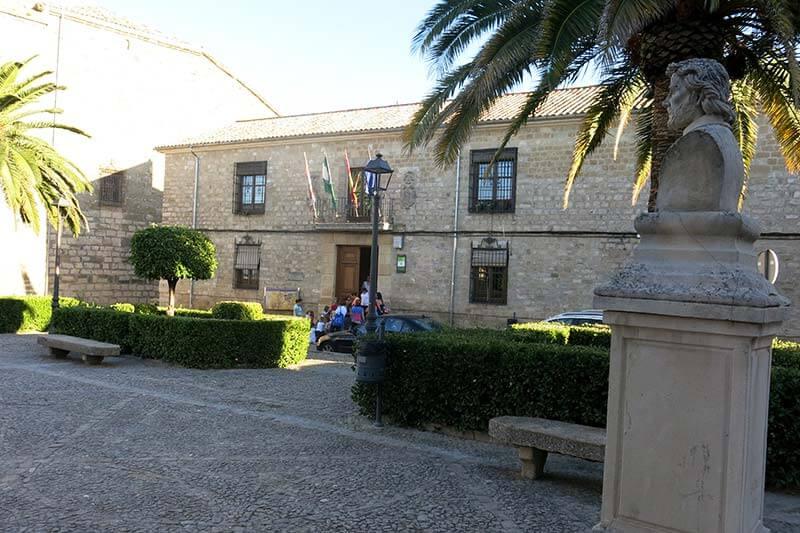 Sabiote Casa Palacio de los Teruel