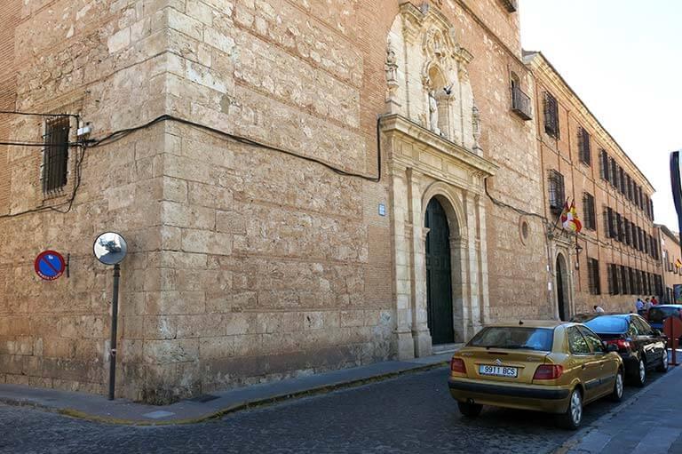 Iglesia de San Bartolome de Almagro