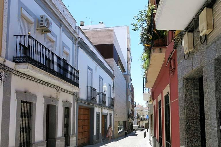 Merida Ampliación de la Asamblea de Extremadura