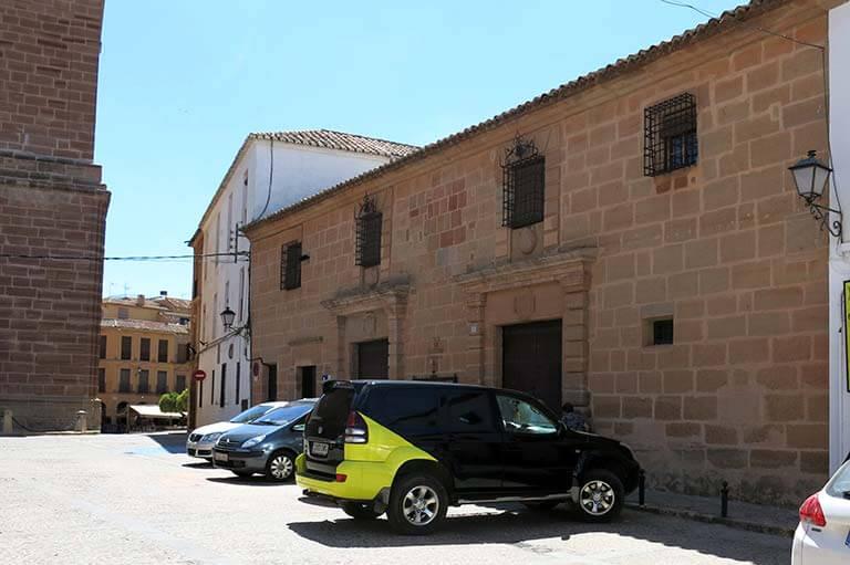 Villanueva de los Infantes Alhondiga