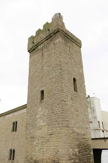 Sanguesa, Palacio-castillo del Príncipe de Viana