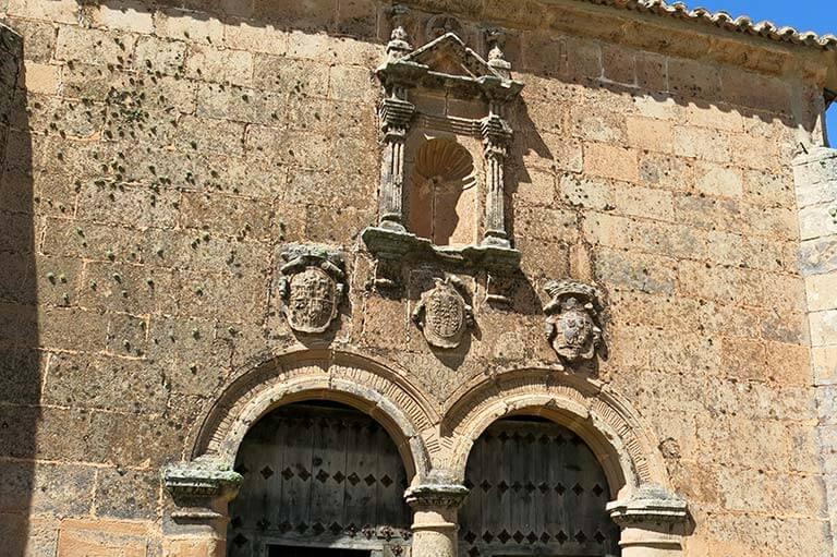 Medinaceli Ermita del Humilladero