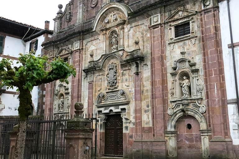 Arizcun, Monasterio Nuestra Señora de los Ángeles