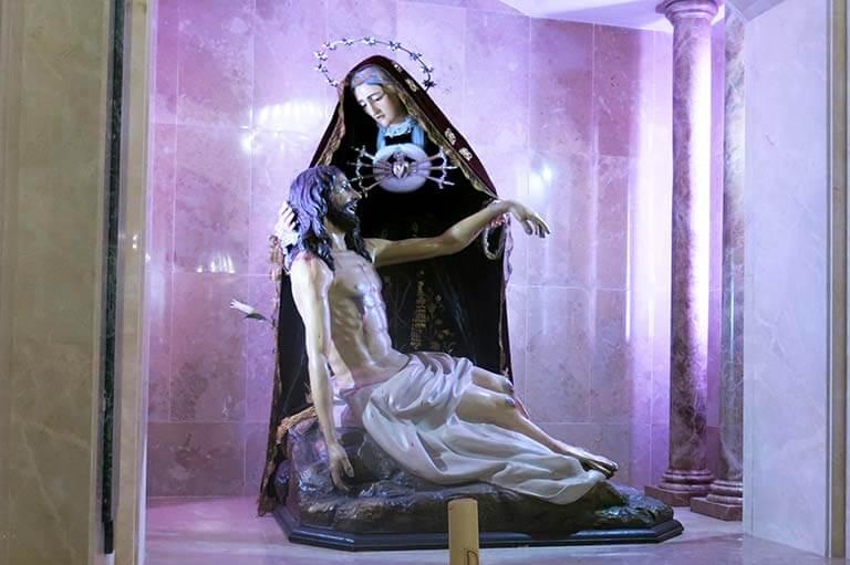 Cuevas del Almanzora Iglesia Nuestra Señora de la Encarnacion