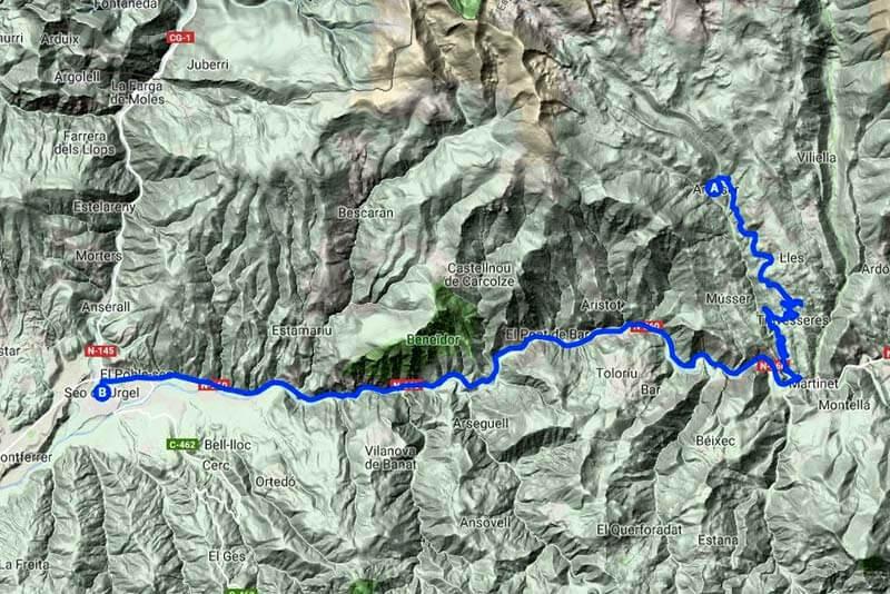 La Seu d'Urgell (Google-maps-2018-09-22)b