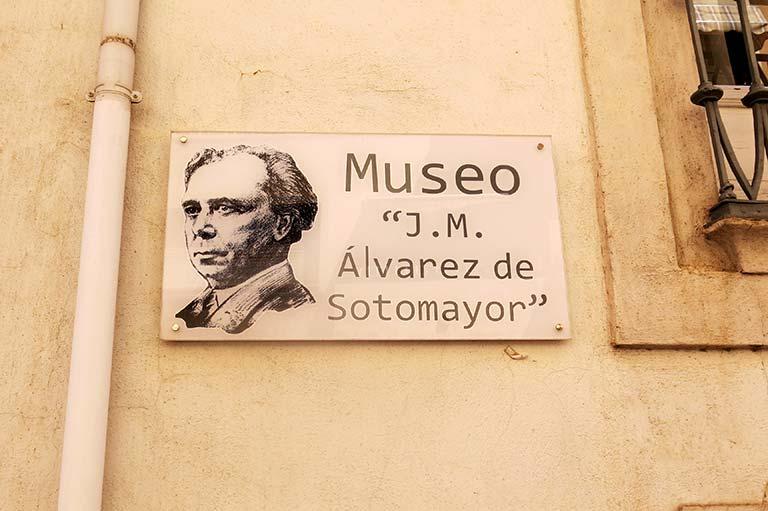 Cuevas del Almanzora Museo JM Alvarez de Sotomayor
