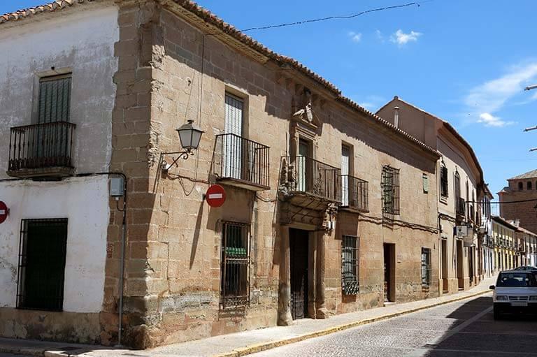 Villanueva de los Infantes Calle Perez Ballesteros