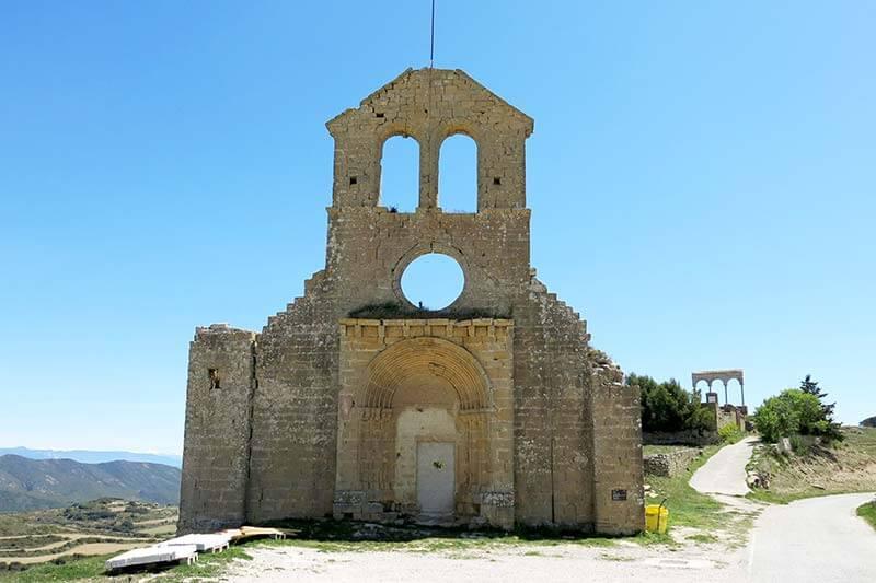 Ujue Ermita de San Miguel