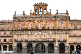 Salamanca, Ayuntamiento