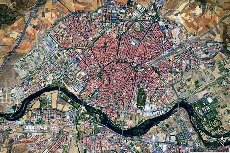 Salamanca (Google earth 2020-06-24)