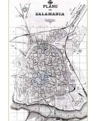 Salamanca 1915