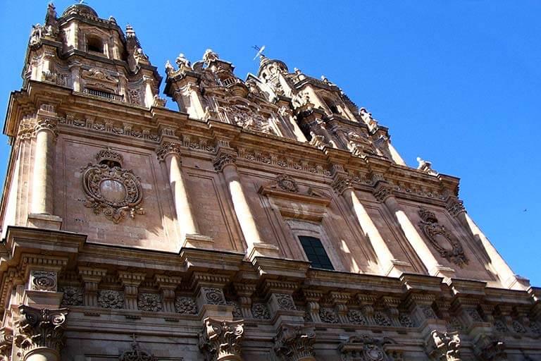Salamanca, La Clerecia