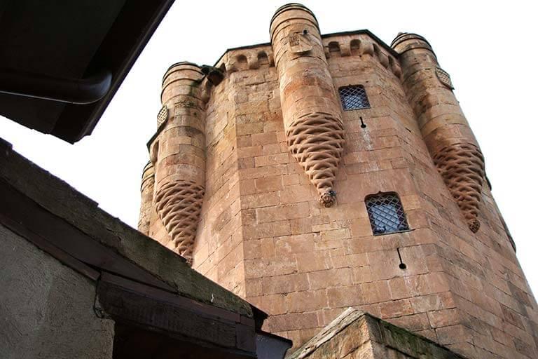 Salamanca, Torre del Clavero