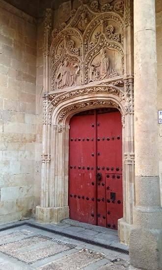 Salamanca, Iglesia de San Benito
